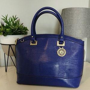 EUC Anne Klein purse, 9x13x6